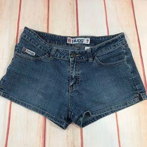 Plugg Shorts, Size 7